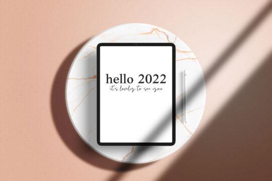 Digital Everything Planner 2022